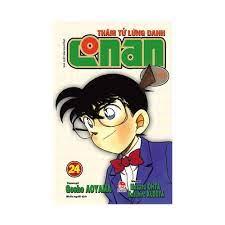 Truyện tranh Thám Tử Lừng Danh Conan Bộ Đặc Biệt - Tập 24 | nhanvan.vn –  Siêu Thị Sách Nhân Văn