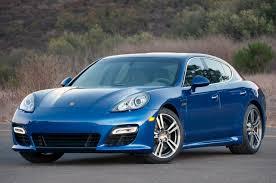 2012 Porsche Panamera Turbo S Review [w/video] - Autoblog