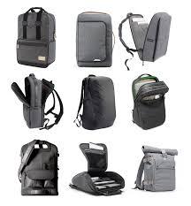 minimalist modern laptop backpacks  design milk