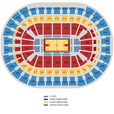 Verizon Center Seating Chart Capitals Verizon Center Insidearenas Com