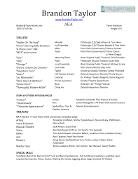 Cosy Resume For Production Assistant Film For Film Production