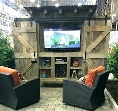 outdoor tv wall mount cabinet outdoor wall mount cabinet reclaimed outdoor television cabinet wooden outdoor tv