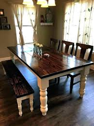 farm table bench kitchen table benches farmhouse table and chairs kitchen tables with bench elegant table farm table bench fancy x farmhouse table dining