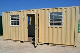 shipping container office plans. Shipping Container Office Single Or Length Open Exterior . Plans