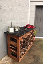 indoor firewood storage ideas found on bowerpowerblog com