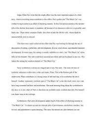 edgar allen poe cause and effect essay zoom zoom zoom
