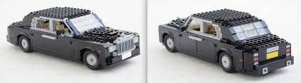 Lego Rolls Royce Phantom | THE LEGO CAR BLOG