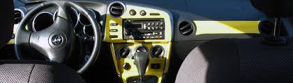 Toyota Matrix Dash Kits | Custom Toyota Matrix Dash Kit