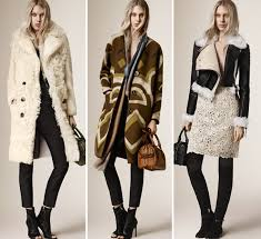 snuggle up in fabulous fur coats at burberry prorsum pre fall 2016 wgsn insider
