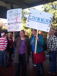 Citation Needed On The Left Is My Other Sign A Who Is H Flickr