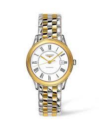 longines la grande classique flagship men s automatic two tone longines la grande classique flagship men s automatic two tone bracelet watch