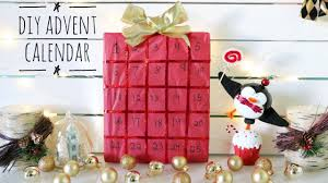 easy calendars easy diy advent calendar