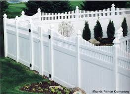 9 fencing types yard fencing options