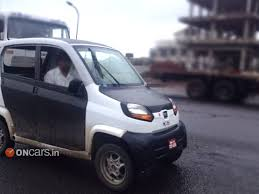 new car launches of bajajBajaj RE60 Quadricycle Bajaj Auto awaits policy clearances to