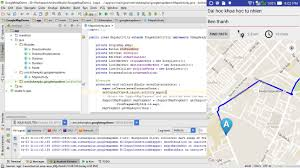 basic google maps api android tutorial  google maps directions