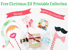 christmas elf printables and holiday label templates christmas elf printables and holiday label templates