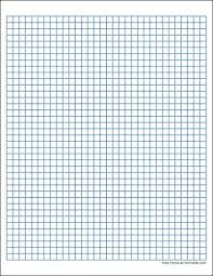 Free Graph Paper 4 Squares Per Inch Heavy Blue From Formville