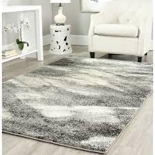 grey living room rug theme
