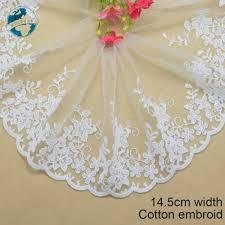 11cm <b>width</b> embroid sewing ribbon guipure <b>lace</b> fabric trim warp ...