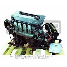 Toyota 2ZZ-GE Engine Celica Swap Package w/ 4-speed Automatic ...
