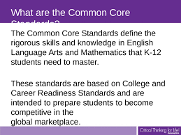 Common Core Standards And Strategies Flip Chart Common Core Standards And Strategies Flip Chart Pptx