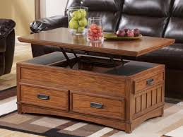 Storage Ottoman Plans Modern Modern Coffee Table With Coffee Table With Storage