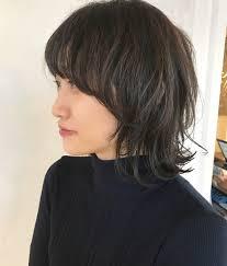 中性的な髪型17選ジェンダーレス女子のかっこ可愛いヘアスタイルは