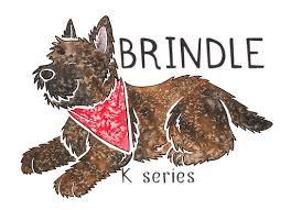 Brindle Color Chart Dog Coat Colour Genetics