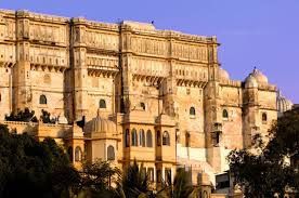 famous ancient architecture. The Pratap Museum A Fantastic Ancient Red Stone Architecture India Famous