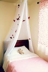 Decor of Childrens Bed Canopy with Canopy Bunk Beds Girls Canopy Bed ...