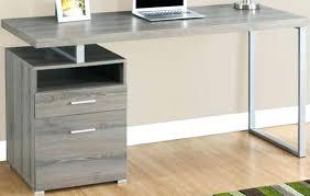 monarch specialties desk specialty i computer dark taupe silver corner des