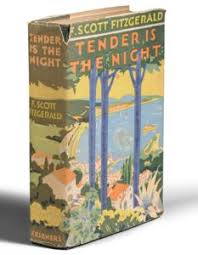 f scott 1896 1940 tender is the night new york charles scribner s sons 1934 first edition with dust jacket sold for 8 295