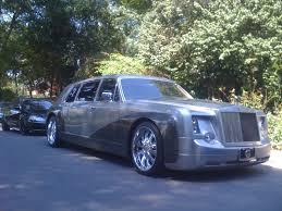 Rolls Royce Phantom Customized Limousine Royal Limousine Of