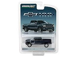2018 chevrolet silverado centennial edition. contemporary 2018 2018 chevrolet silverado centennial edition metallic blue hobby exclusive  164 diecast model car by with chevrolet silverado centennial edition