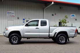 2006 Toyota Tacoma Accesscab 4x4 Trd Off Road Lifted Low Miles ...