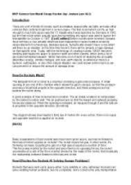 How To Do Essay Rocket Essay How Do Rockets Work Gcse Science Marked