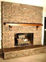 fake rock fireplace faux wall stone panels removing fir fake rock fireplace