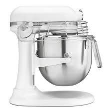 kitchenaid 8 quart mixer. kitchenaid ksmc895wh 10-speed bowl-lift stand mixer w/ 8-qt stainless bowl \u0026 accessories, white kitchenaid 8 quart m