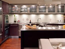 Painting Kitchen Wall Tiles White Cabinetry Interior Kitchen Ideal Oak Wooden Kitchen Cabinets