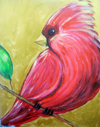 next paint sip cardinal d or jan 22 6 30pm the center of and art