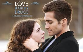 Romantic Movie Poster Jake Gyllenhaal In Love And Other Drugs Romantic Movie