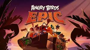 Angry Birds Epic Launches In Some Countries, First Angry Birds RPG