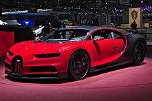 Bugatti claims that the chiron makes the dash from zero to 60. Bugatti Chiron Wikipedia
