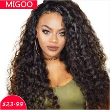 January 2019 Brazilian Water Wave Lace Front Baby Hair Pre Plucked Natural Hairline