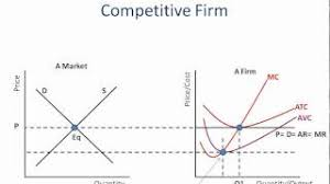 profit loss graph perfect competition economic profit loss shut down