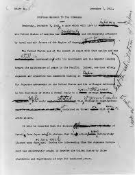 「infamy speech by franklin d roosevelt」の画像検索結果
