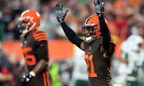 Browns Depth Chart 2018 Browns Depth Chart For The Ravens Game Shows Promise For