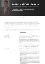Area Sales Manager Resume District Sales Manager Resume Samples Templates Visualcv