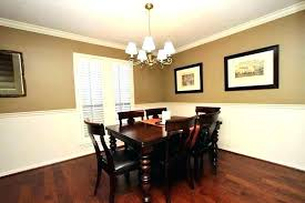 chair rail ideas for dining room chair rail ideas dining room paint with modern large size
