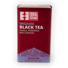 <b>Organic Black Tea</b> – Equal Exchange